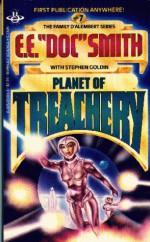 "Planet of Treachery - E.E. ""Doc"" Smith, Stephen Goldin"