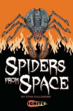 Spiders from Space - Stan Cullimore