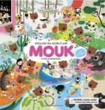 Around the World with Mouk - Marc Boutavant, Albin Michel Jeunesse