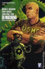 Ex Machina: The Deluxe Edition, Vol. 3 - Brian K. Vaughan, Tony Harris, Tom Feister, Jim Clark, John Paul Leon, J.D. Mettler, Jared K. Fletcher