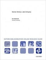 Roman History - Eric Rebillard