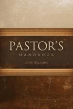Pastor's Handbook - John R. Bisagno, Rick Warren