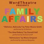WordTheatre: Family Affairs - Cedering Fox, Peter Moore Smith, Donald Hall, Mona Simpson, Gil Bellows, Richard Schiff, Julianna Marguelies