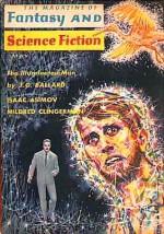 The Magazine of Fantasy and Science Fiction, May 1964 - Avram Davidson, Isaac Asimov, Mildred Clingerman, J.G. Ballard