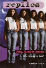 Amy, Number Seven - Marilyn Kaye