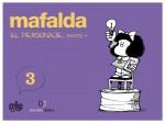 MAFALDA: EL PERSONAJE, PARTE 1 (Spanish Edition) - Quino