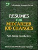 Resumes For Midcareer Job Changes - Passport Books