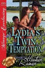 Lydia's Twin Temptation - Heather Rainier