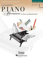 Accelerated Piano Adventures for the Older Beginner, Book 1: Theory Book - Nancy Faber, Randall Faber