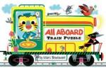 All Aboard Train Puzzle - Marc Boutavant