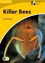 Killer Bees (Cambridge Discover Readers Level 2 Elementary/Lower-intermediate) - Jane Rollason