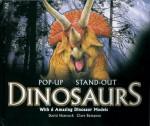 Dinosaurs: With 6 Amazing Dinosaur Models - David Hawcock, Clare Bampton