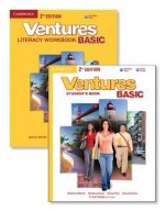Ventures Basic Literacy Value Pack (Student's Book with Audio CD and Workbook with Audio CD) - Gretchen Bitterlin, Dennis Johnson, Donna Price, Sylvia Ramirez, K. Lynn Savage