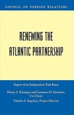 Renewing the Atlantic Partnership - Henry Kissinger, Lawrence H. Summers