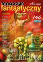 Magazyn Fantastyczny 04 (1/2005) - Krzysztof Piskorski, Sebastian Uznański, Piotr Połubiński, Stanisław Truchan, Sebastian Chosiński, Michał Choiński, Ewa Julia Tur, Redakcja pisma Magazyn Fantastyczny