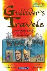 Gulliver's Travels - John Malam, Penko Gelev, Jonathan Swift