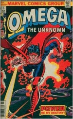 Omega the Unknown Classic - Steve Gerber, Mary Skrenes, Steven Grant, Jim Mooney, Herb Trimpe