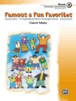 Famous & Fun Favorites, Bk 3 - Carol Matz