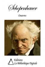 Oeuvres de Arthur Schopenhauer (French Edition) - Arthur Schopenhauer, Auguste Edgard Dietrich