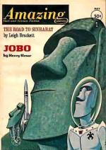 Amazing Stories, 1963 May - Cele Goldsmith, Leigh Brackett, Ben Bova, Henry Slesar, Albert Teichner, Robert F. Young, Alexander Kazantsev