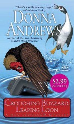 Crouching Buzzard, Leaping Loon - Donna Andrews