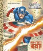 High-Stakes Heist (Marvel: Captain America) - Courtney Carbone, Michael Atiyeh, Michael Borkowski