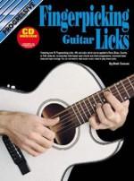 Fingerpicking Guitar Licks Bk/CD - Brett Duncan
