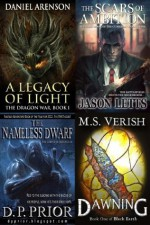 Ultimate Fantasy Box Set: Dragons, Dwarves, and Swords - Jason Letts, Daniel Arenson, M.S. Verish, D.P. Prior