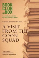 Bookclub-In-A-Box Discusses a Visit from the Goon Squad, by Jennifer Egan - Marilyn Herbert