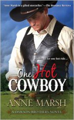 One Hot Cowboy - Anne Marsh