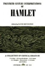 Twentieth Century Interpretations Of Hamlet: A Collection Of Critical Essays - David M. Bevington