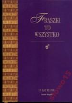 Fraszki to wszystko. Mała antologia dawnej fraszki polskiej. - Adam Pomorski