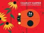 NOT A BOOK Charley Harper Ladybug Giant Floor Puzzle - NOT A BOOK, Charley Harper