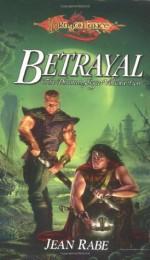 Betrayal - Jean Rabe