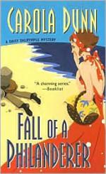 Fall of a Philanderer - Carola Dunn