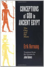 Conceptions of God in Ancient Egypt: The One and the Many - Erik Hornung, John Baines