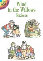 Wind in the Willows Stickers - Thea Kliros, Kenneth Grahame