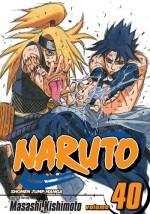 Naruto, Vol. 40: The Ultimate Art - Masashi Kishimoto