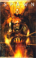 Spawn Blood and Shadows - Brent Ashe, Paul Jenkins, Ashley Wood