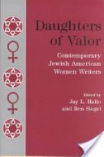 Daughters of Valor: Contemporary Jewish American Women Writers - Jay L. Halio, Ben Siegel