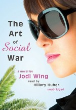 The Art of Social War [With Headphones] - Jodi Wing, Hillary Huber
