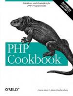 PHP Cookbook - Adam Trachtenberg, David Sklar