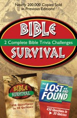 2-in-1 Bible Trivia: Bible Survival and Lost and Found - Tamela Hancock Murray