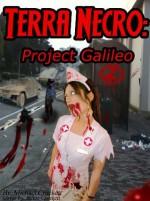 TERRA NECRO: PROJECT GALILEO - Michael Crockett