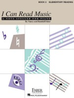 I Can Read Music, Book 2, Elementary Reading - Nancy Faber, Randall Faber
