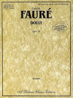 Dolly Suite, Op. 56 (1 Piano/4 Hands) (Belwin Classic Library) - Gabriel Faure
