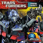 Transformers: Hunt for the Decepticons: Prime Target - Susan Korman, MADA Design