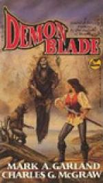 Demon Blade - Mark Garland, Charles McGraw