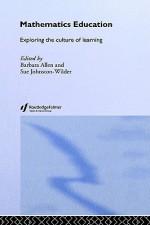 Mathematics Education - Barbara Allen, Sue Johnson-Wilder