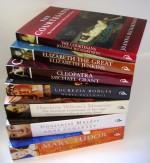Women: Women In History - Lesley Blanch, Maria Bellonci, Joanna Richardson, Anne Somerset, H.F.M. Prescott, Elizabeth Jenkins, Michael Grant, Harriette Wilson
